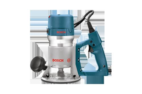 Bosch 1618EVS 2 25 HP Fixed Base Electronic D Handle Router
