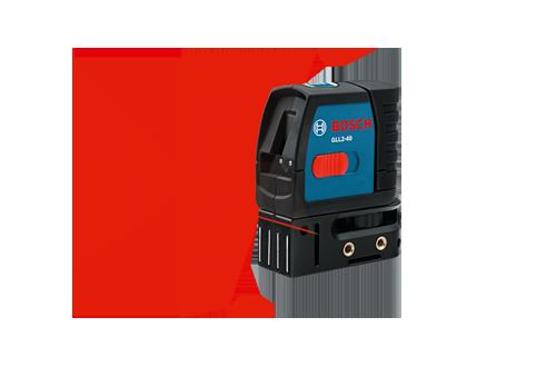 Bosch GLL2 40 Self Leveling Cross Line Laser