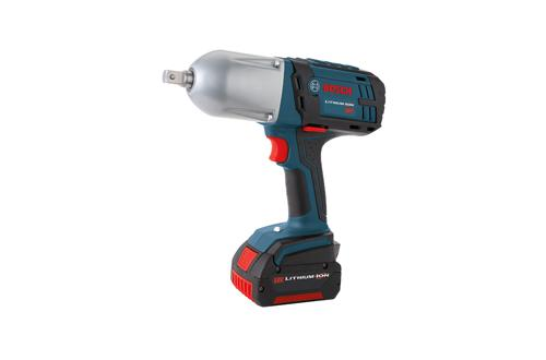 Bosch HTH181 01 18V High Torque Impact Wrench with Pin Detent