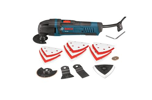 Bosch MX25EC 21 Multi X Oscillating Tool Kit