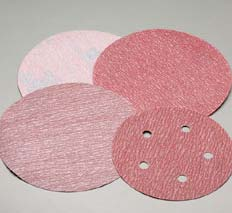 Carborundum Premium Red 6 Inch Discs
