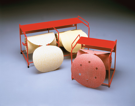 Carborundum Automotive Disc Roll Dispensers