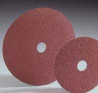 Carborundum Resin Fiber Discs