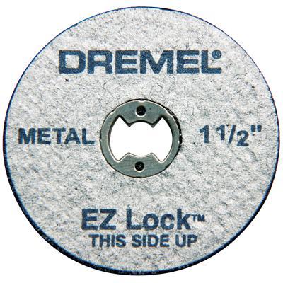 Dremel EZ456 EZ Lock Cut-Off Wheels 1 1/2 Inch 5 Discs | eBay