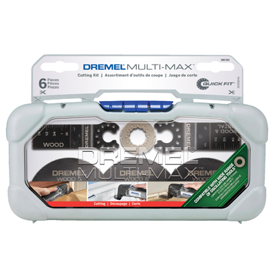 Dremel Mm386 Multi Max Universal Cutting Kit