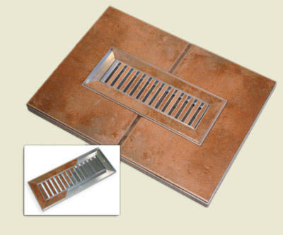 Grill Works Ceramic Tile Cradle