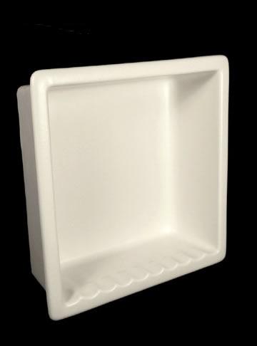 h12r large recessed unit shower niche color tile limited. Black Bedroom Furniture Sets. Home Design Ideas