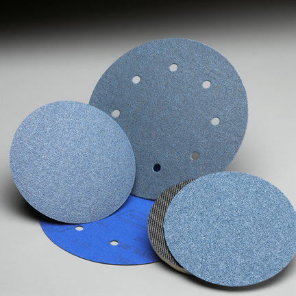 BlueMag NorGrip Hook and Loop 8 Inch Discs