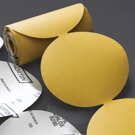 Gold C Weight PSA 100 Disc Roll 6 Inch Discs 