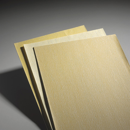 9 x 11 Inch Gold Abrasive Sheets