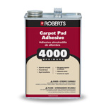 Roberts 4000 Preferred Carpet Pad Adhesive