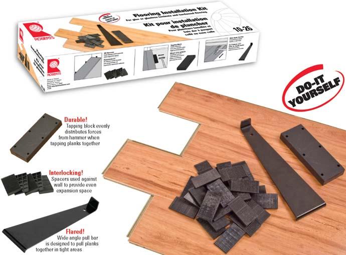 Laminate Flooring Pull Bar