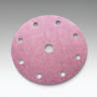 Sia 1950 6 Inch 9 Hole Siaspeed Hook Loop Paper Discs