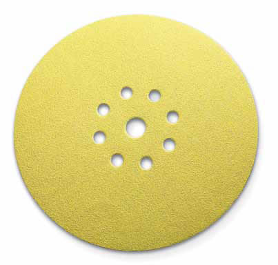 Sia 1960 6 Inch 9 Hole Siarexx Cut Hook Loop Discs